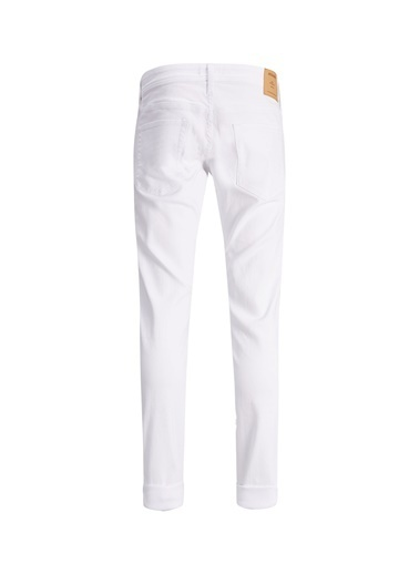 Jack & Jones Jack & Jones 12182689 Denim Pantolon Beyaz